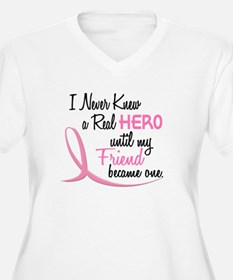 Never Knew A Hero 3 Friend BC T-Shirt