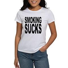 Smoking Sucks Tee