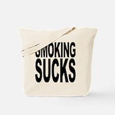 Smoking Sucks Tote Bag