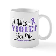 I Wear Violet For Me Mug