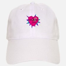 twilight forever heart /twist Baseball Baseball Cap