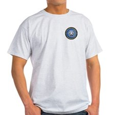 Air Force Grandpa Ash Grey T-Shirt