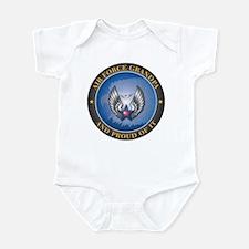 Air Force Grandpa Infant Creeper