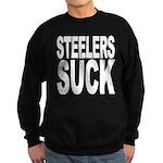 Steelers Suck Sweatshirt (dark)