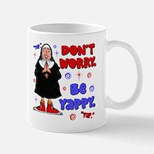 Don't Worry Be Yappy Mug