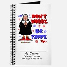 Don't Worry Be Yappy Journal