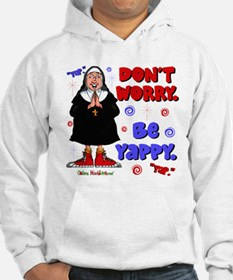 Don't Worry Be Yappy Hoodie