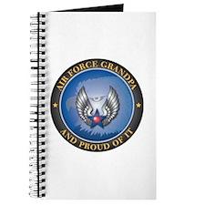 Air Force Grandpa Journal