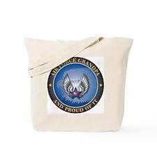 Air Force Grandpa Tote Bag