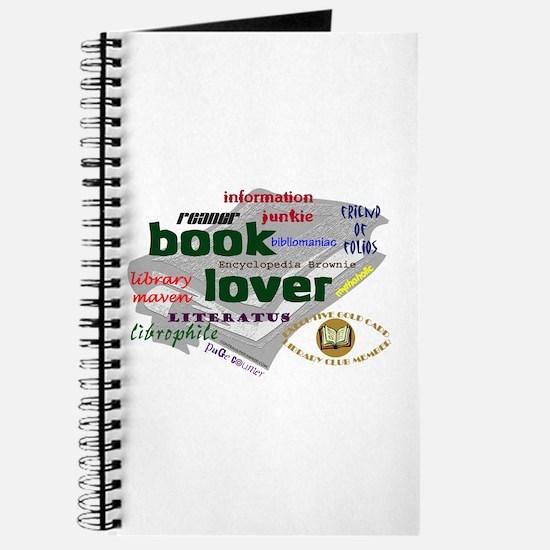 Book Lover Journal