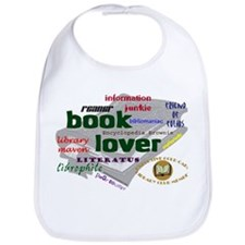 Book Lover Bib