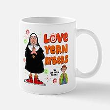 Love Yern Aybers Mug