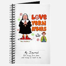 Love Yern Aybers Journal