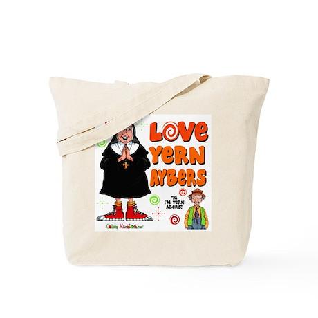Love Yern Aybers Tote Bag