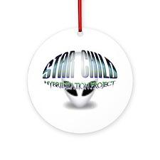 Star Child Ornament (Round)