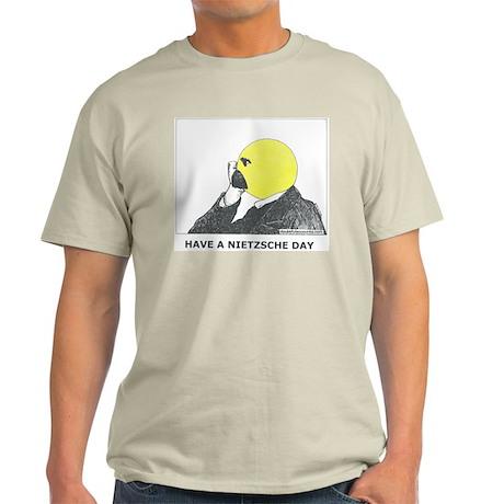 Nietzsche stuff Ash Grey T-Shirt