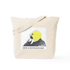Nietzsche stuff Tote Bag