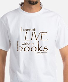 Without Books Shirt
