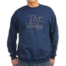 Without Books Sweatshirt