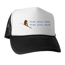 Free Your Heel Trucker Hat