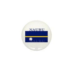 Nauru Mini Button (10 pack)