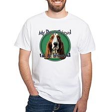 My Best Friend Basset Hound Shirt