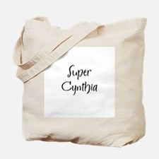Super Cynthia Tote Bag