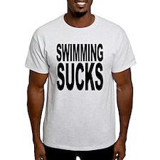 Swimming Sucks T-Shirt