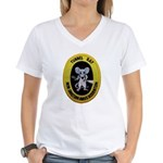 Tunnel Rat Women's V-Neck T-Shirt