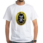 Tunnel Rat White T-Shirt