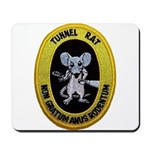 Tunnel Rat Mousepad