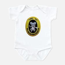 Tunnel Rat Infant Bodysuit