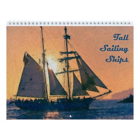 Tall Sailing Ships Calendar