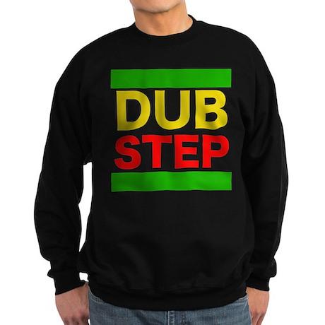 Dubstep cotton sweatshirt Black or blue