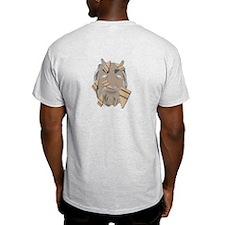Greek mythology Panpipe T-Shirt