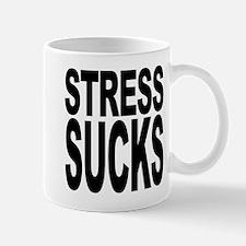 Stress Sucks Mug