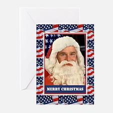 Pro Bush Christmas Patriotic Christmas Cards (6)