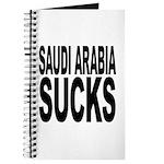 Saudi Arabia Sucks Journal