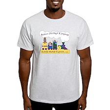 Little Hands Express Logo with Train T-Shirt
