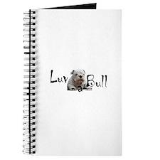 Luv-a-Bull Journal