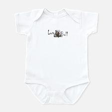 Luv-a-Bull Infant Bodysuit