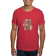 Greek mythology Panpipes T-Shirt