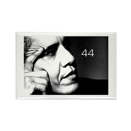 44 Rectangle Magnet (10 pack)