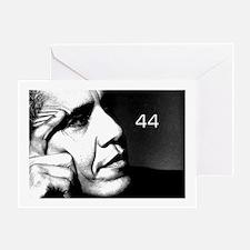 44 Greeting Card