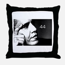 44 Throw Pillow