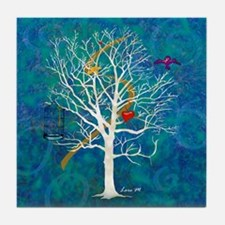 """""""Tree for dreaming"""" Tile Coaster"""