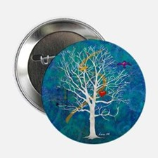 """Tree for dreaming"" 2.25"" Button"
