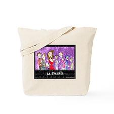 La Traviata Tote Bag