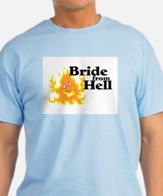 Bride From Hell T-Shirt