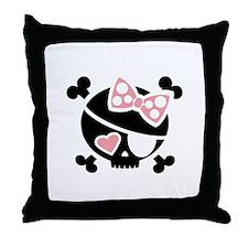 Jilly Love Throw Pillow